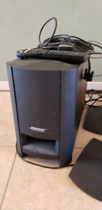 Bose CineMate Series II Digital Home Theater System for SALE