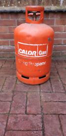 CALOR GAS BOTTLE 13KG PROPANE WITH REGULATOR
