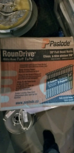 Box of Paslode nail for sale