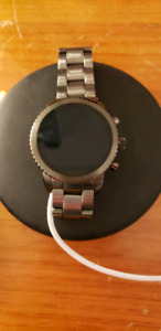 Fossil Q3 Smart Watch pickup only