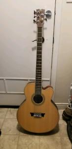 Dean Acoustic Bass Guitar 5 String
