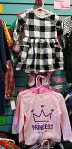 Childrens Clothes starting at 99 cents Newborn and up