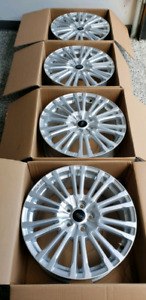 4 mags 18'' 5x108 neufs