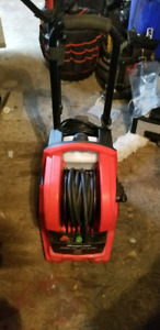 Snap on pressure washer 2000 psi