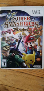 Super smash bros for wii