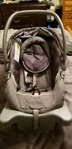 Safety First Infant Carseat and Base.