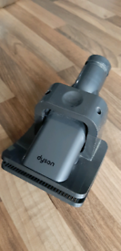 Dyson dog grooming tool