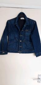 New boys ted baker jean jacket