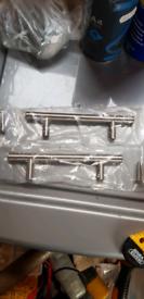10 Stainless Steel Kitchen Door Handles