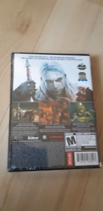 PC GAME - The Witcher - NEW
