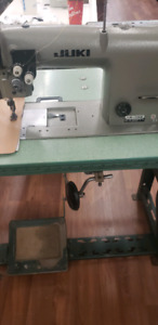 Juki LH-1152 double needle machine
