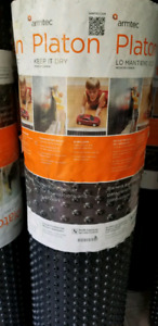 subflooring & foundation wrap