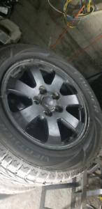 5x5 jeep winters