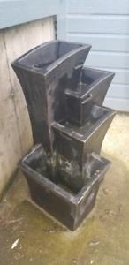 Fontaine extérieure ou intérieure