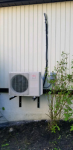Ductless Air condition