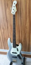 Squier Classic Vibe Jazz Bass guitar