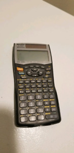 Sharp scientific calculator $20