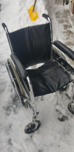 Used Transport Wheelchair