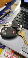 Lost key at Bailieboro Gas Station