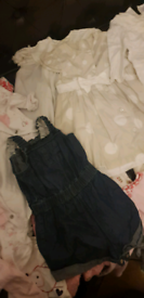 Bundle of baby girl clothes 0-6 Months