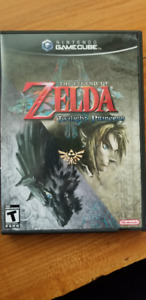 The Legend of Zelda Twighlight Princess Gamecube