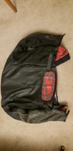 Jordan 23 motorcycle jacket like new