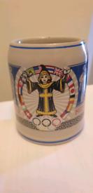 Commemorative mug 1972 Olympics
