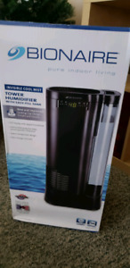 BIONAIRE Tower Humidifier/Used only ONE season