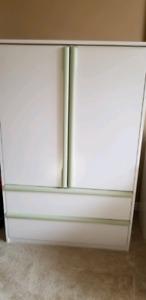 Morigeau- Lepine Wardrobe & Change Table