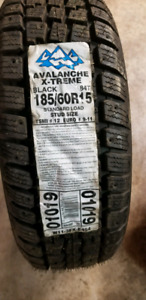 Winter tires. All new or nearly new.