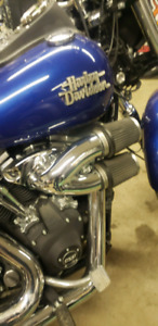 dyna aftermarket exhaust and intake