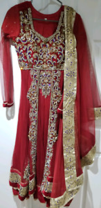 Indian partywear dress