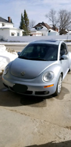 2009 Volkswagen New Beetle Heaven Blue Edition