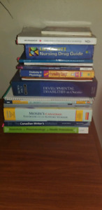 DSW first and second year text books
