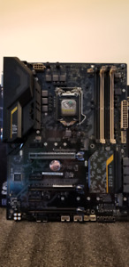 Z270 Asus Tuf Mark 2 ATX - LGA 1151 Intel i7/i5/i3 *MINT*