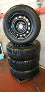 205 65 R15 winter Tires