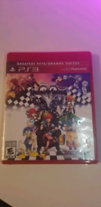 Kingdom hearts 1.5  for PS3