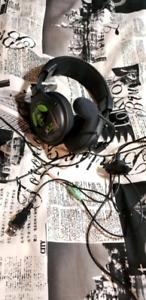Turtle Beach Earforce X12 PC Gaming Headset and Mic