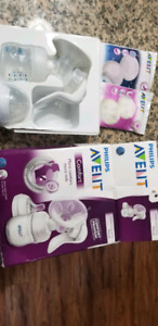 Brand new philips Avent breast pump