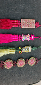 Korean traditional wall hanging art pieces