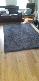 Large heather rug for sale