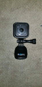 GO PRO  HERO 4 SESSION WITH ACCESSORIES