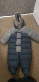 Mother care snow suit