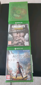 3x Game Bundle for XBOX ONE