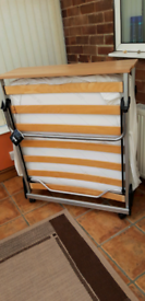Jay-Be single fold up guest bed
