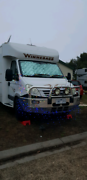 Motorhome and tow vehicle Geelong Geelong City Preview