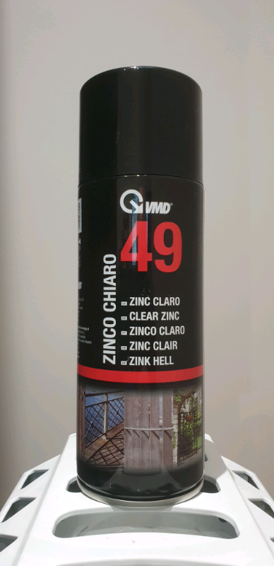 Cold Galvanising Spray Paint | in Coleraine, County Londonderry | Gumtree