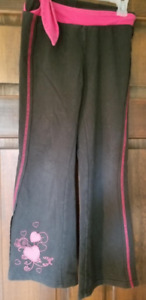 Girls Tights/Track Pants Size 8