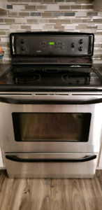 Kenmore Fridge & Stove - BOTH SOLD PPU
