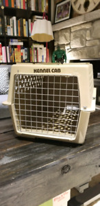 """24"""" Kennel Cab in Beige (15 - 20 lbs)"""